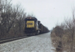 CSX 7609 